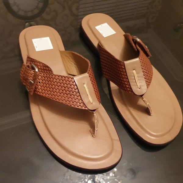 TAN Slippers 004 1