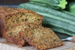 Chad's Brandy Glazed Zucchini Bread