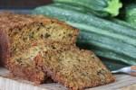 Chad's Brandy Glazed Zucchini Bread