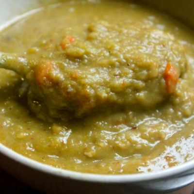 Split Pea Soup (Bump)