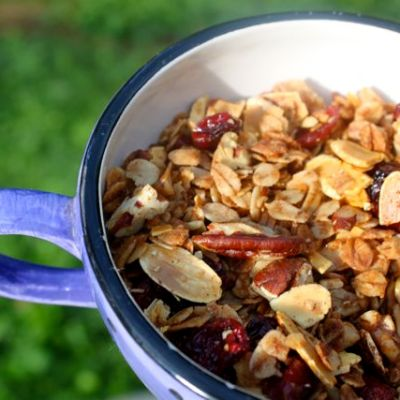 Ode to Granola