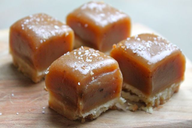 tf caramels feature