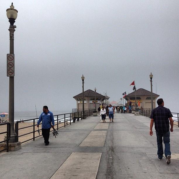 Huntington Beach pier