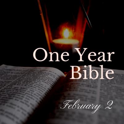 One Year Bible: February 2