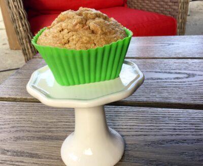 Branapple-Carrot Muffins