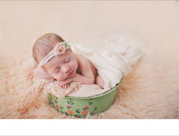 baskets, bonnets, babies, newborns