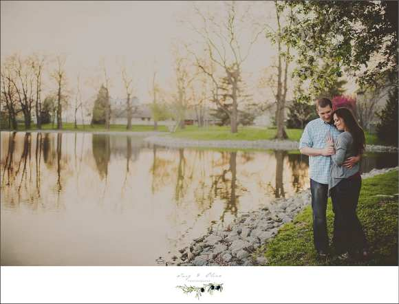 Indiana scenery, water, engagements, Fort Wayne and Sun Prairie photography