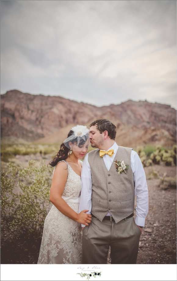 Desert Wedding Photographer Nevada