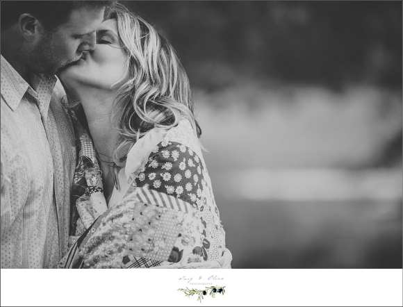 black and white, blankets, photography, stylized, sessions, outdoor, rustic, kisses, embraces, emotions, love one another, don't let go, Dane county area photography, sun prairie area stylized shoots, models, engagement sessions, backdrops, sunset photography, you got a good one, Twig and Olive shoots