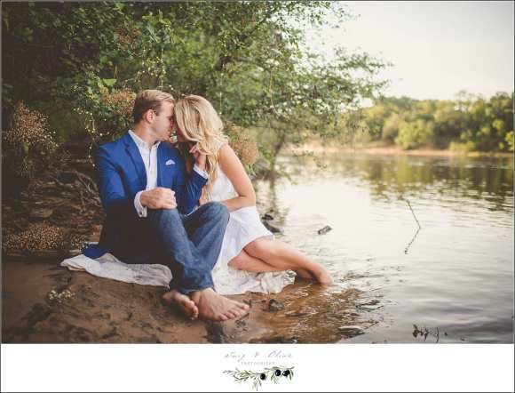 water engagement session