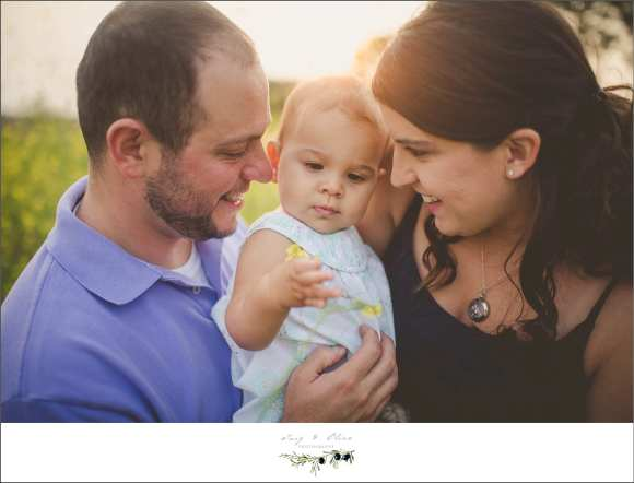 parents, baby, sunset photography, Twig and Olive