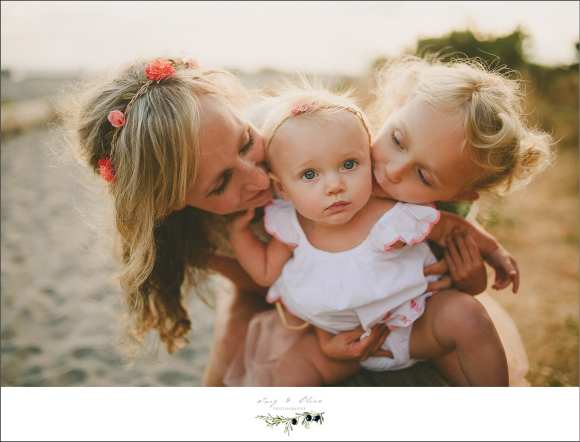 moms and babies, beach sessions, hair flowers, siblings, proud parents