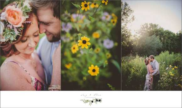 engagement session, sun flowers, sun dress