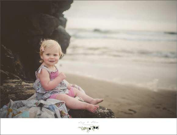 babies, beaches, blankets