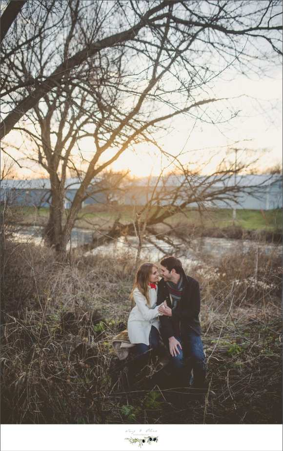sundown engagement sessions
