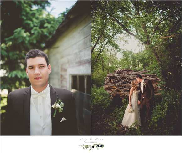 wedding portraits unique