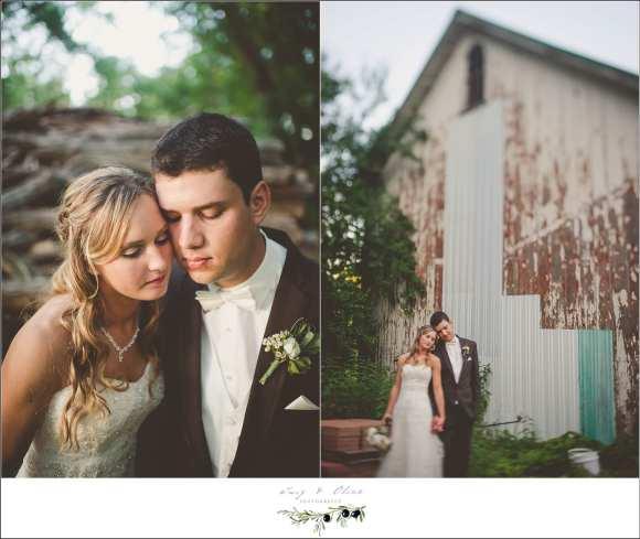 editorial wedding portraits