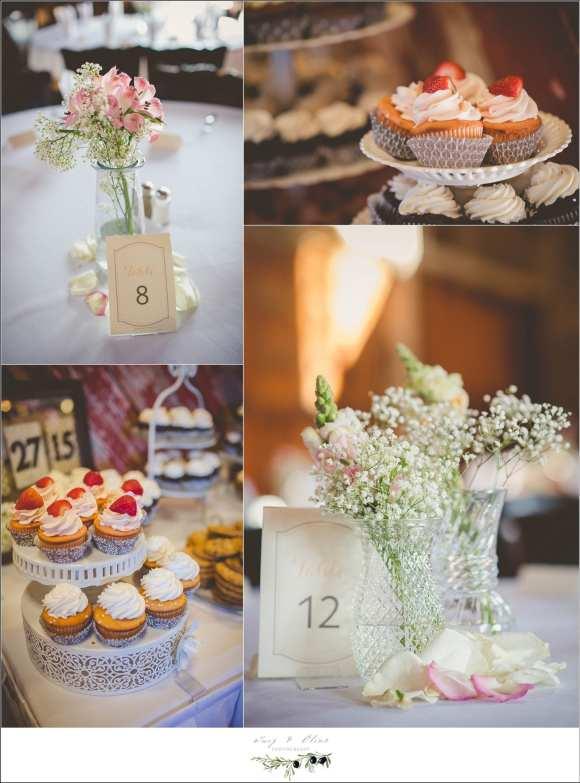 wedding reception details diy