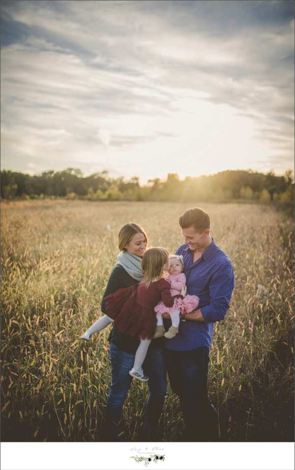 fall mini family sessions