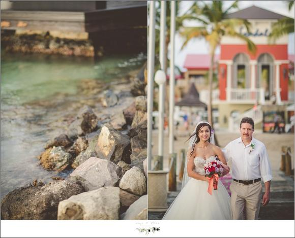 wedding st lucia