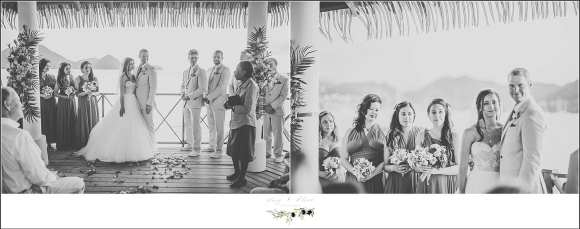 wedding ceremony tropical