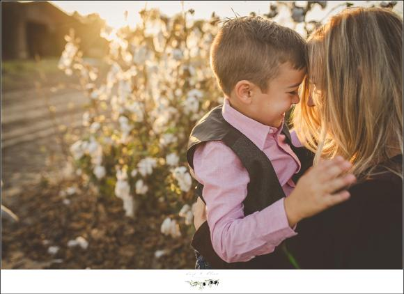 mom and son photography session mississippi