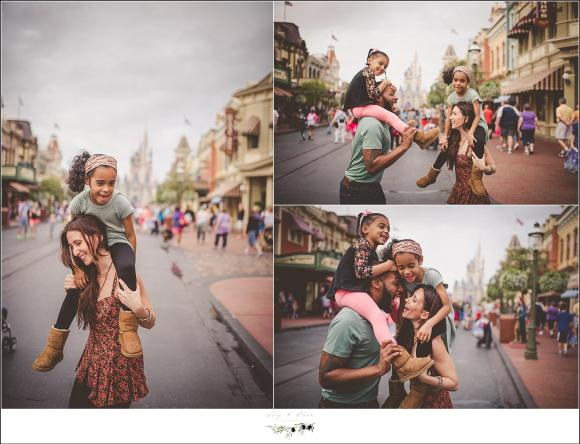 photography session in disney