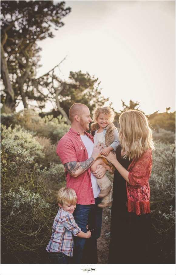 family photo fun