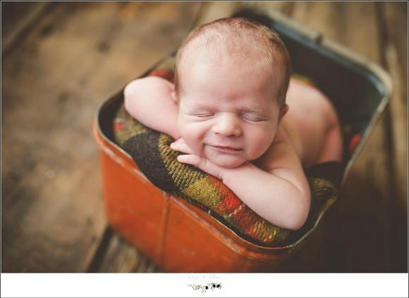 smug little man