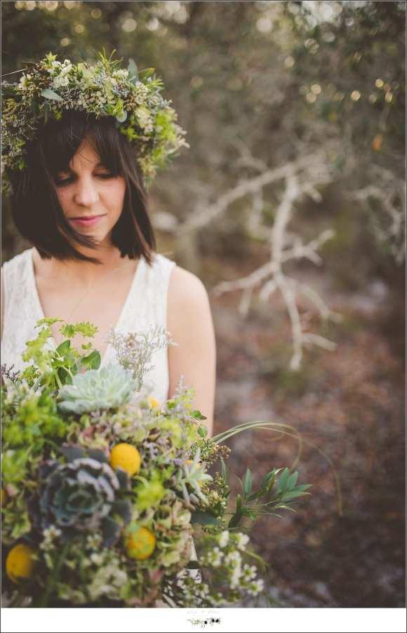 model bride