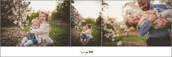 madison family session