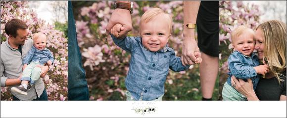 smiling happy little boy