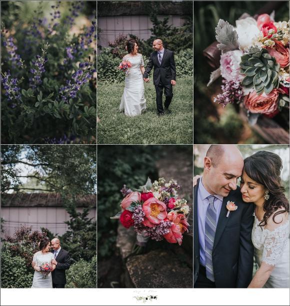 daffodil parker wedding flowers