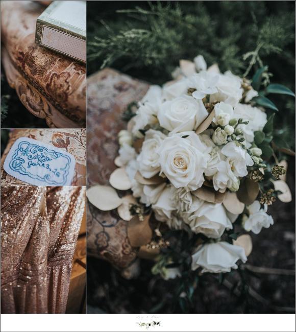 wisconsin wedding details