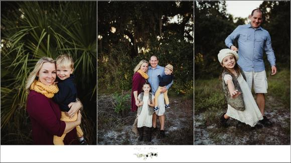 Orlando Outdoor Family Photography Session
