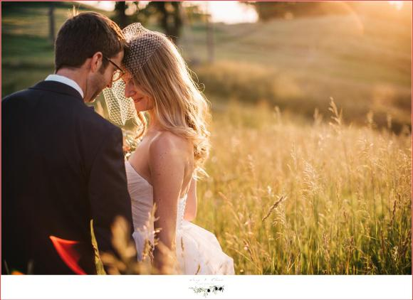 sunset wedding grand Geneva