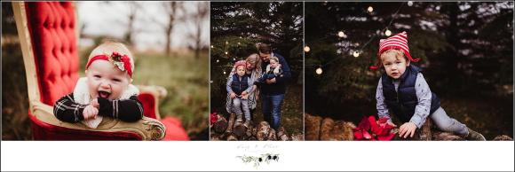 Family of Four Photography Session