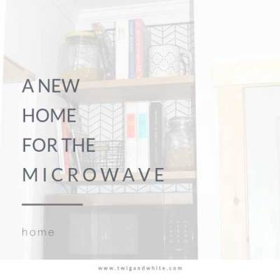 A New Home for the Microwave