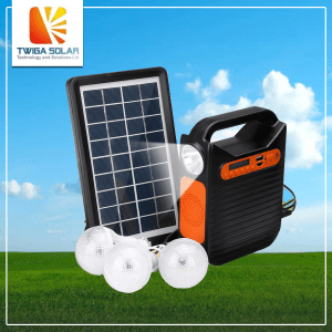 Solar Lighting Mini System