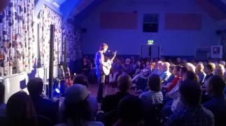 Martin Joseph at Matthews Hall 28.6.15