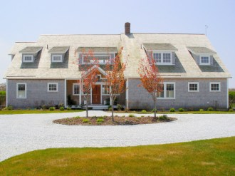 Nantucket Home in Tom Nevers built by Twig Perkins Inc. -5