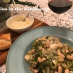 Authentic Escarole & Beans over Italian Bread