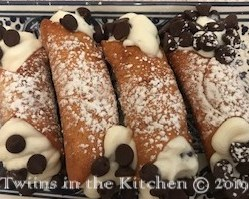 Cannoli Cream Filling from Twiins in the Kitchen