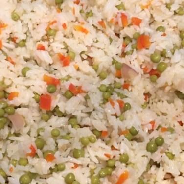 Jasmine Rice Pilaf - Twiins Style