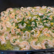 Cook additional 2-3 minutes until shrimp are tender, pink & opaque
