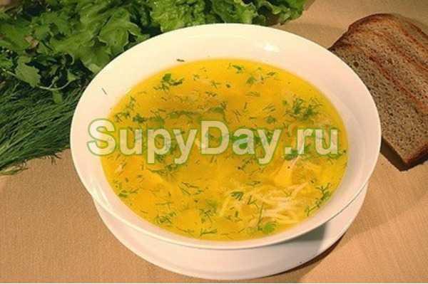 Куриный суп рецепт с фото в мультиварке – Куриный суп в ...