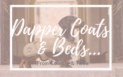 *Introducing Country & Twee | Tweed Coats, Beds & so much more