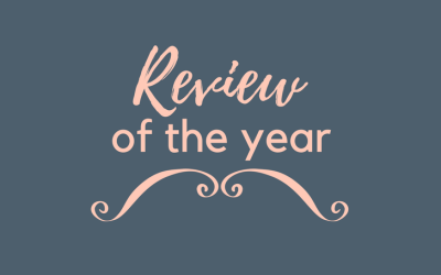 Our first few months as a dog blog! Review of the year!
