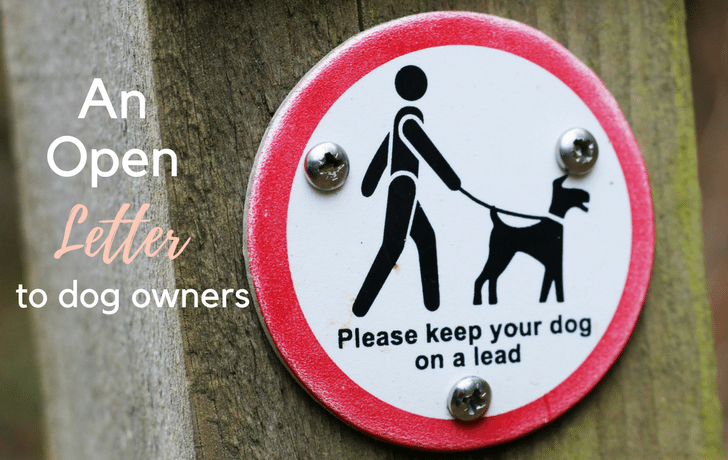 Isn't It Time To Respect Nature During Dog Walks?