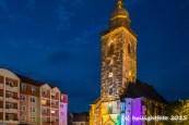 Margarethenkirche - Blick vom Neumarkt